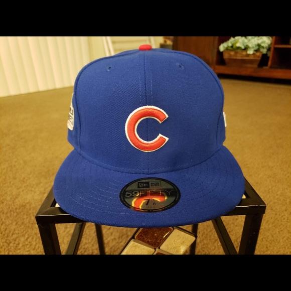 New Era 59Fifty Chicago Cubs Hat f582f51fd